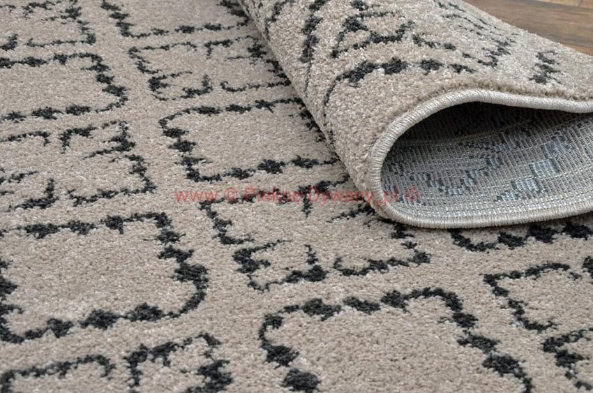 Dywan Agnella Greco Sigma grafit marokańska koniczyna Sklep